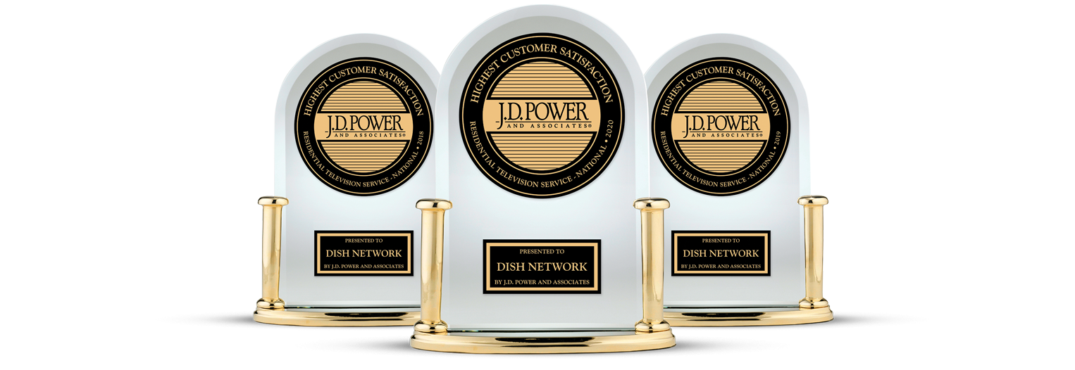 DISH Customer Satisfaction - Ranked #1 by JD Power - Midwest Satellite Systems in Linton, Indiana - DISH Authorized Retailer